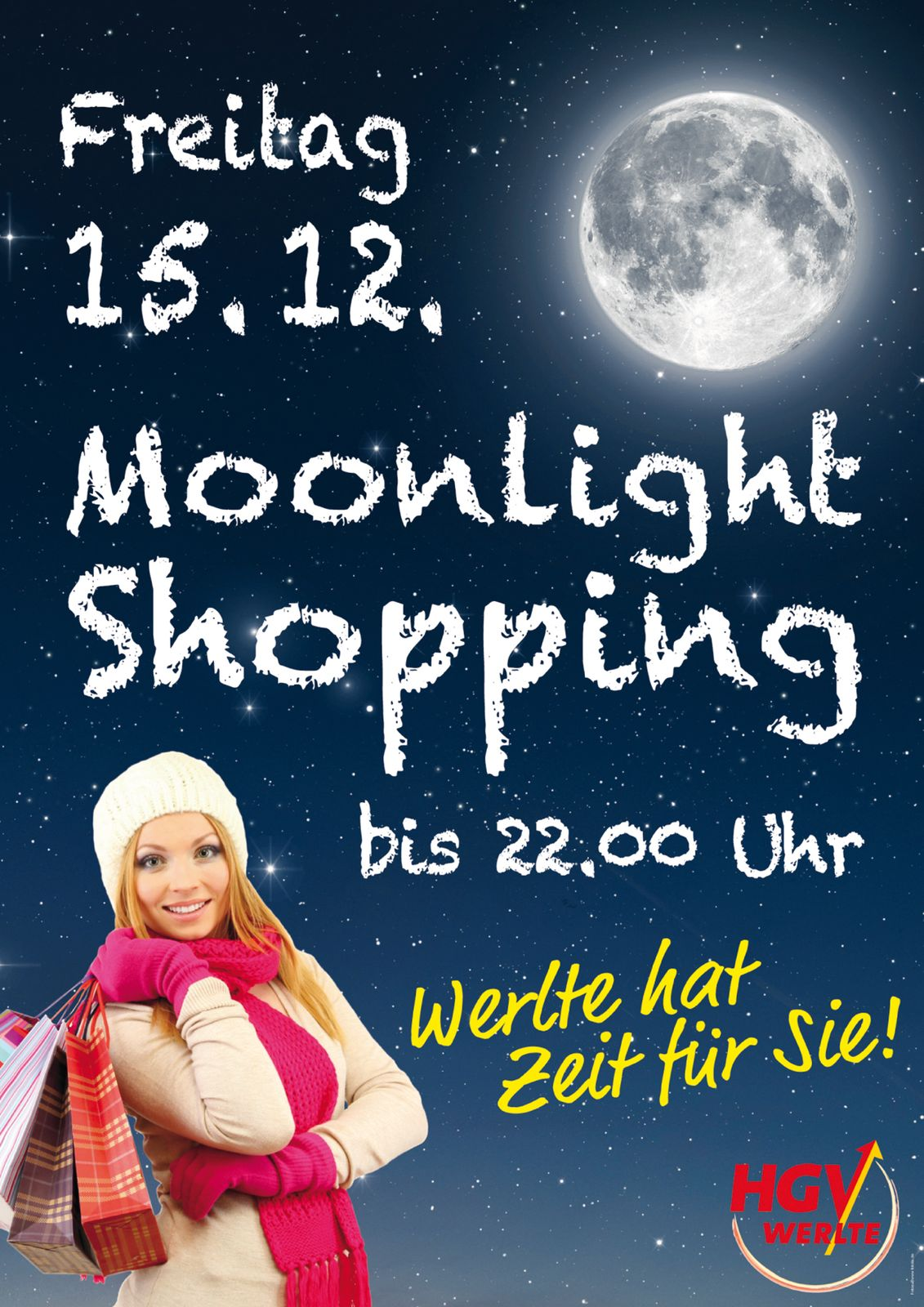 Moonlight Shopping 2017 in Werlte